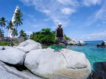 Paket One Day Trip (Hopping Island)